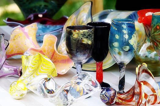 Scott Hovind - Blown Glass
