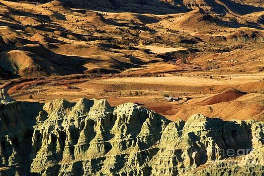 Adam Jewell - Blue Basin Valley