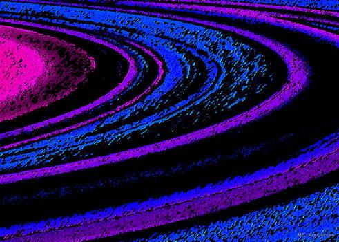 Blue Beyond by ME Kozdron