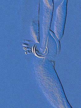 Stuart Brown - Blue Bracelet D