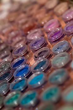 Blue Cosmetics by Walt Stoneburner
