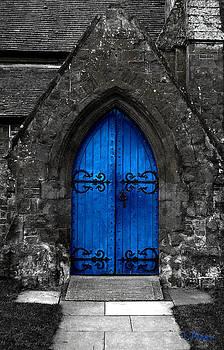 Blue Door by Ian Flear