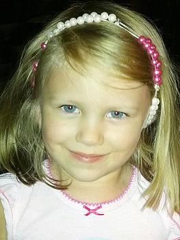 Blue Eyed Blonde by Kelly Reber