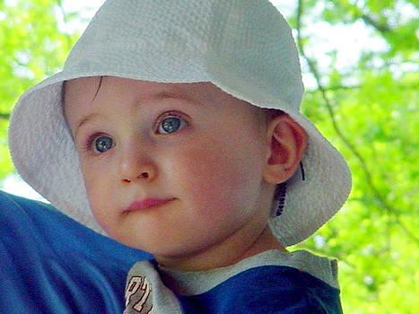 Blue Eyes by Valerie Longo