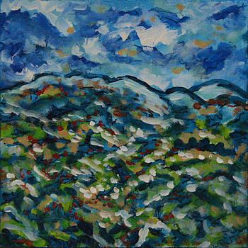 Blue Horizon by Laura Heggestad