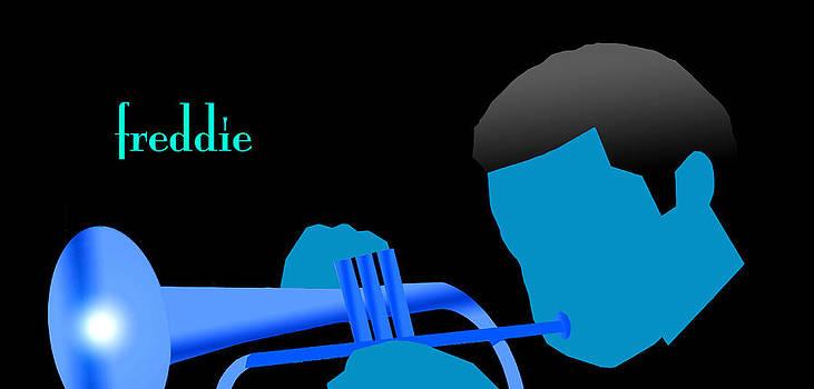 Blue Hub by Victor Bailey