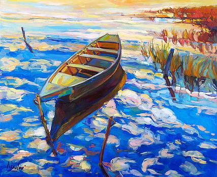 Blue by Ivailo Nikolov