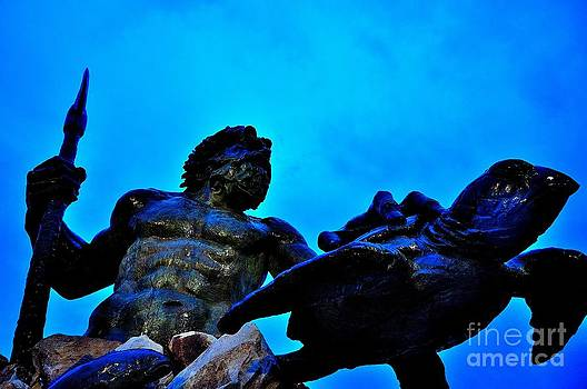 Blue King Neptune by Eric Grissom