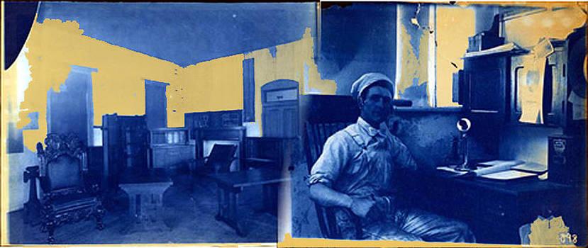 DOUG DUFFEY - BLUE MERGE