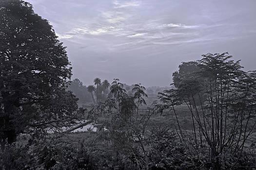 Kantilal Patel - Blue Mist of Mhow