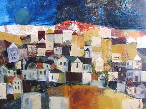 Blue Monday by Alida Bothma