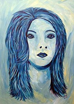 Blue Monday by Pam Utton