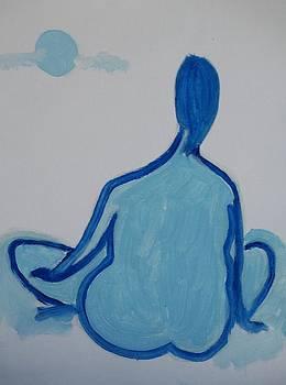 Blue Moon by Jay Manne-Crusoe