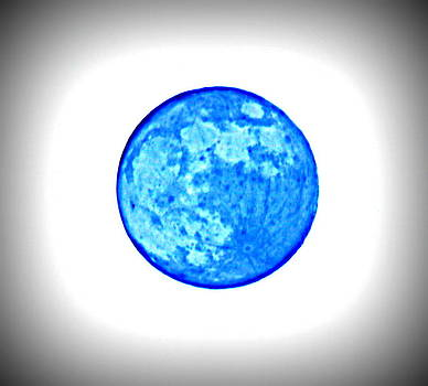 Blue Moon by Rosa Shannon