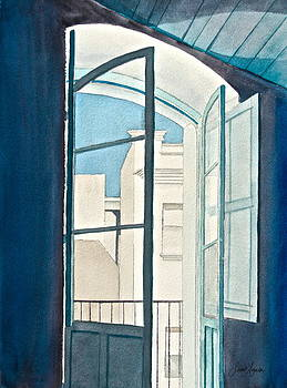 Frank SantAgata - Blue Open