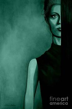 Blue by Pamela Roehm