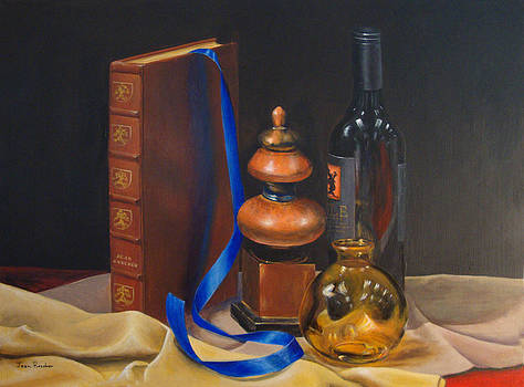 Blue Ribbon by Jean Rascher