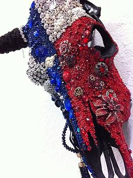 Blue Ribbon by Reginald Charles Adams