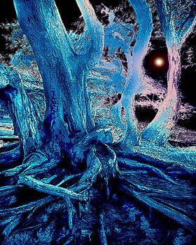 Blue by Ruth Kongaika
