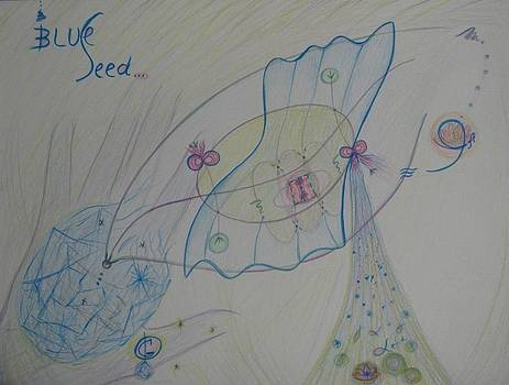 Blue Seed by Elena Soldatkina