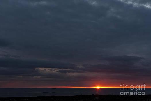 Heiko Koehrer-Wagner - Blue Skies at Sunset