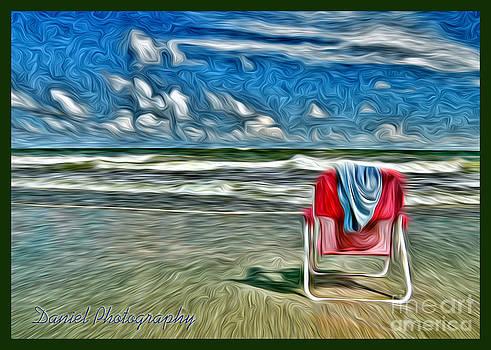 Blue Sky by Dale Daniel