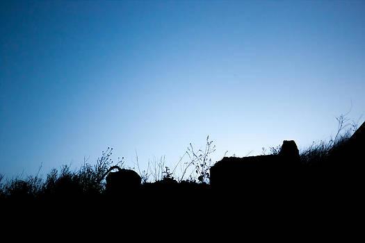 Chris Fullmer - Blue Sky Evening