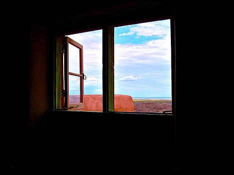 Frank SantAgata - Blue Sky Window