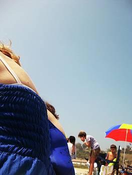 Blue Swimsuits by Josephine Z Nyounai