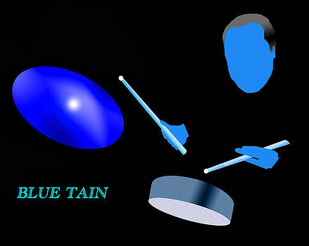 Blue Tain by Victor Bailey