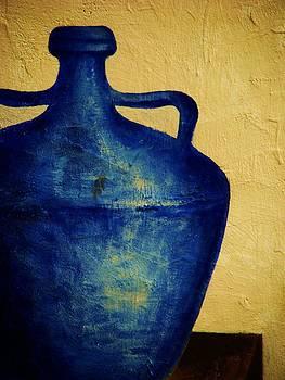 Forartsake Studio - Blue Vessel