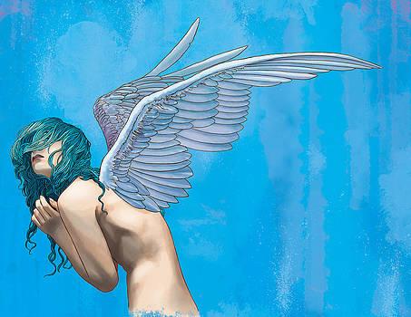 Blue by Vincent Danks
