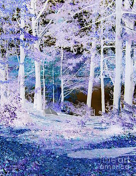 Blue Way by Leela Arnet
