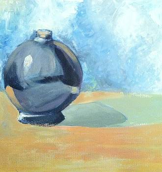 Blue by Zainab Elmakawy