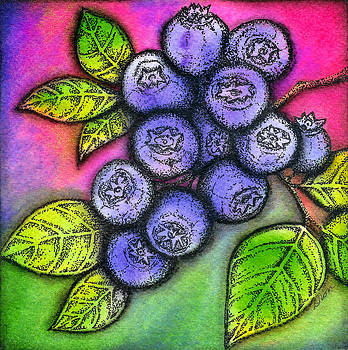 Blueberries by Dion Dior