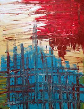 Blueberry Fields by Stephanie Margalski