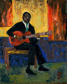 Allen Forrest - Blues Singers Big Bill Broonzy