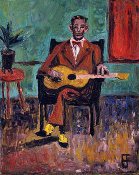 Allen Forrest - Blues Singers Charlie Patton
