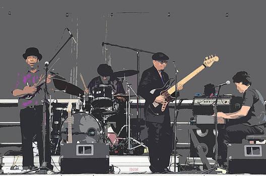 Bluesmen Four by Peter  McIntosh