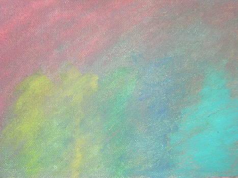 Blurry Haze by Sindhu Seshagiri