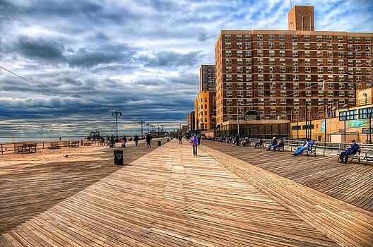Svetlana Sewell - Boardwalk Brooklyn