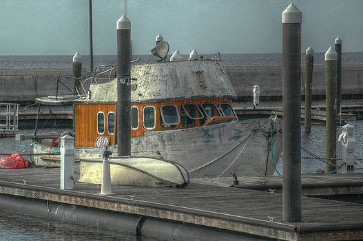 Ronald T Williams - Boat At Dock