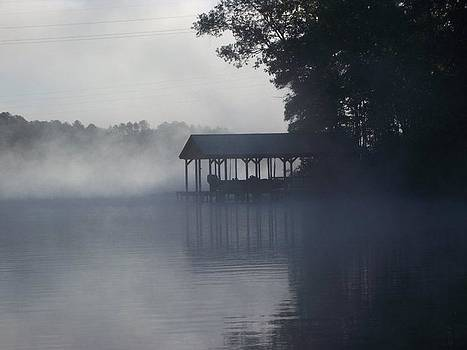 Boat House by Terrill Wilson