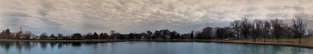Boat Lake Richmond VA by Floyd Menezes