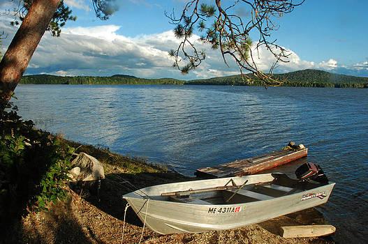 Robert Anschutz - Boat Landing