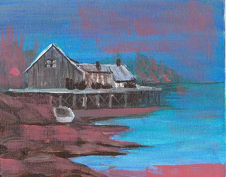 Anne-Elizabeth Whiteway - Boathouse