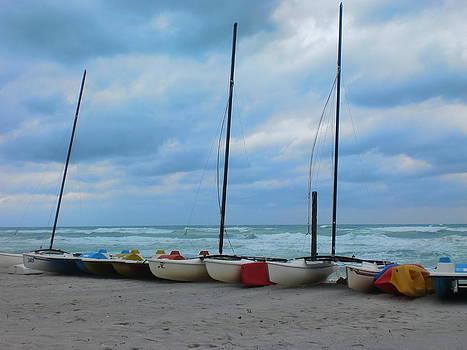 Boats by Karolina Olszewska