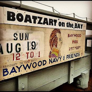 Boatzart Music Festival - Baywood,ca by Veronica Rains