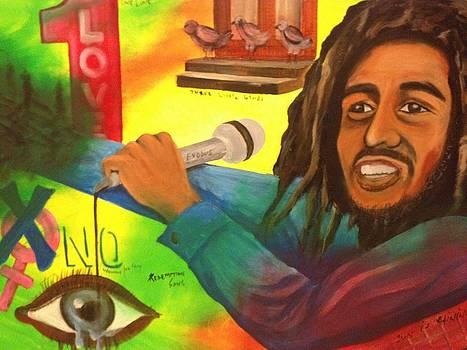 Bob Marley by Biren Biren