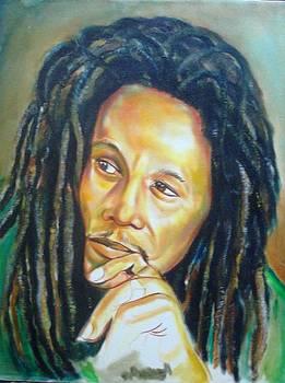Bob Marley by James  Thompson